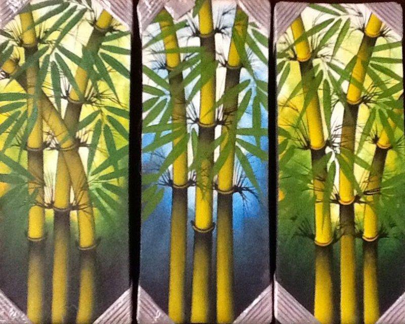 Jenis-jenis Bambu Hias | Lengkap Dengan Wallpaper Gambar Bambu