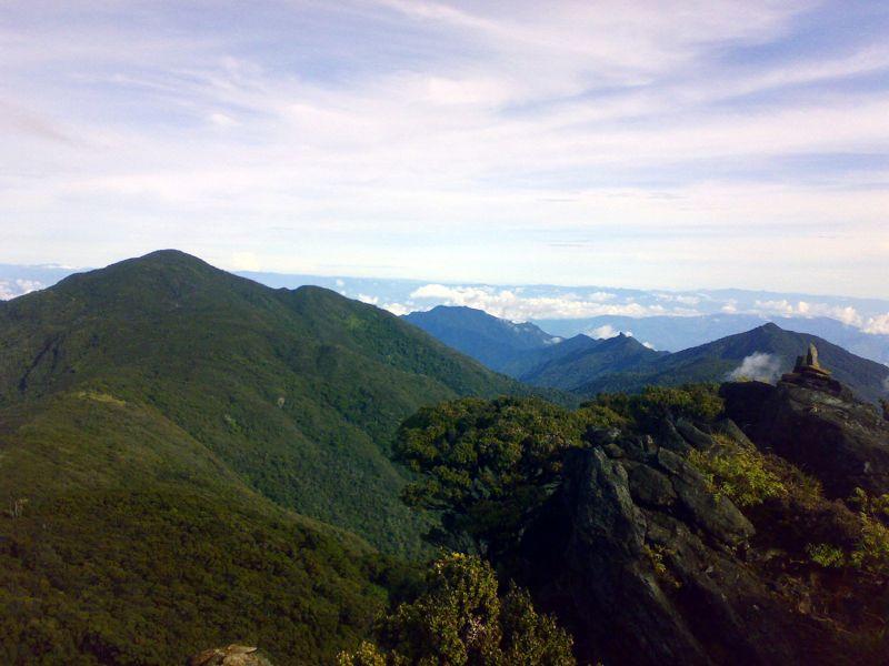 gunung latimojong indonesia