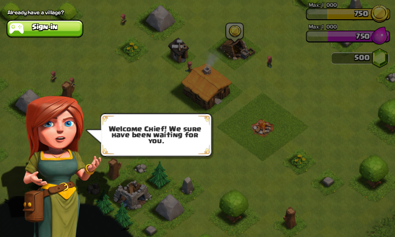 games clash of clans