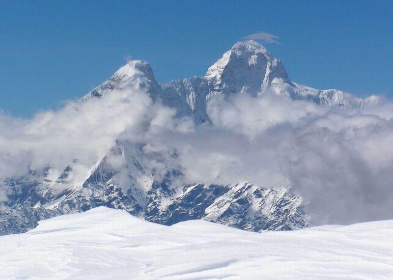 puncak gunung jayawijaya