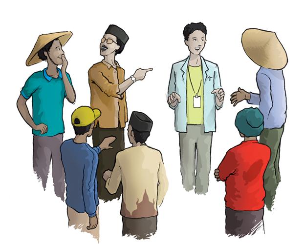 kelompok sosial primer