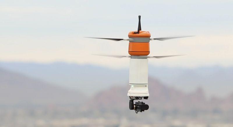 kamera drone terunik