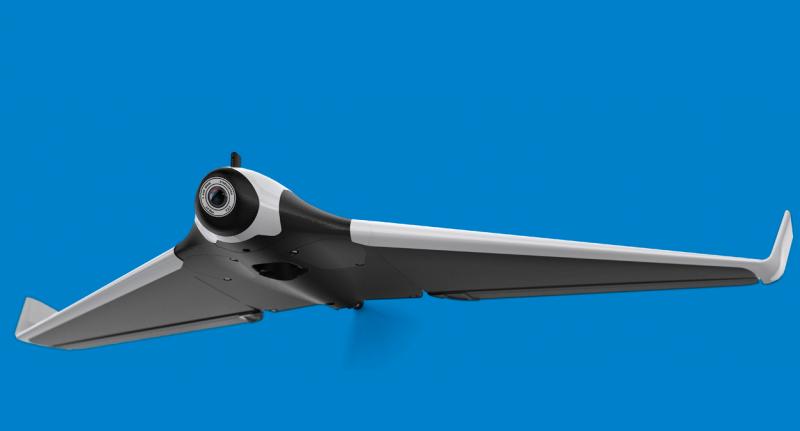 kamera drone unik