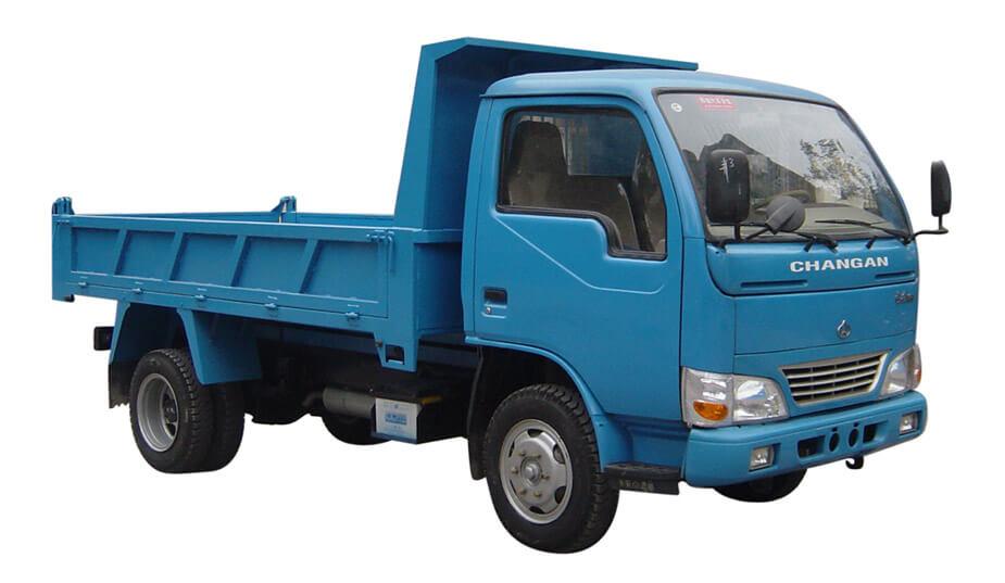 jual dump truck indonesia