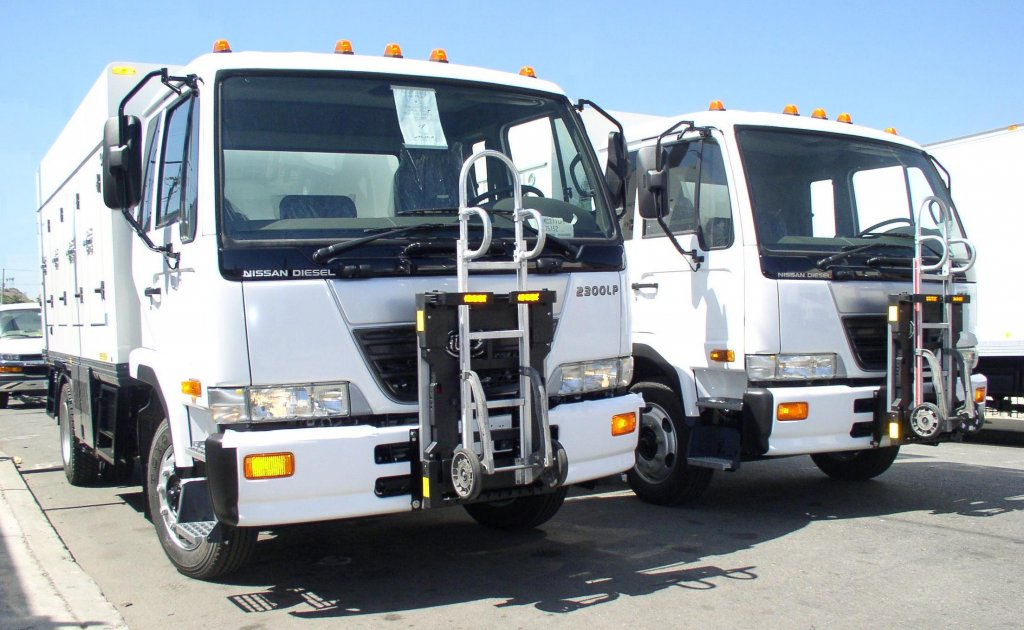 jual dump truck