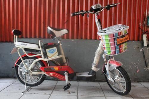 jual sepeda listrik